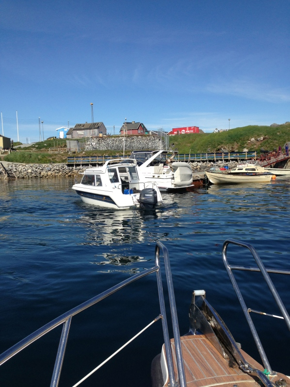 POV Boat Bow 1