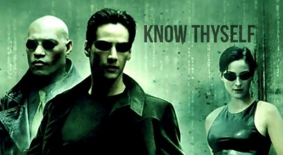 know theyself cover